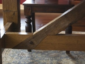 Table dovetail