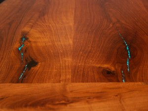 Turquoise Inlay Detail