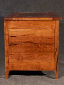 Blanket Chest End View
