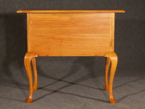 Black Cherry Lowboy - Back View